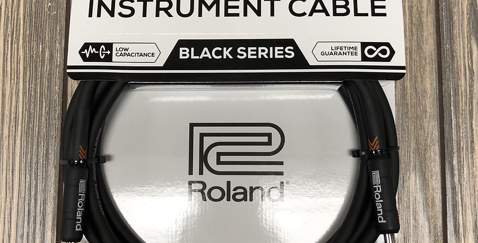 Roland 10' Instrument Cable