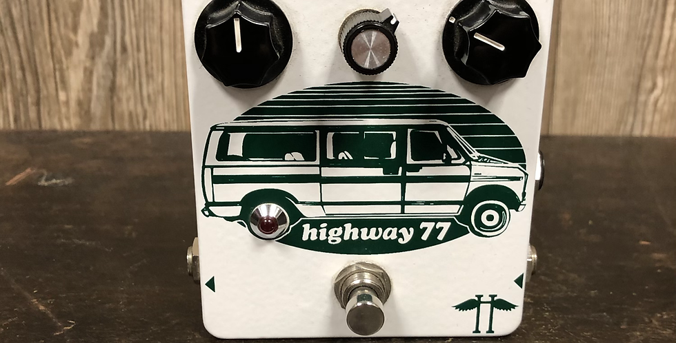 Heavy Electronics HWY 77 Overdrive (pre-owned)
