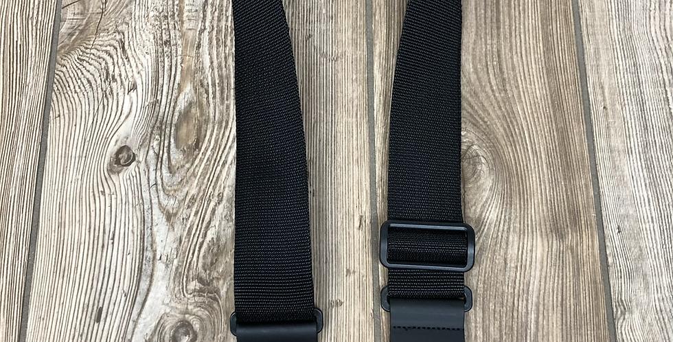 Basic Nylon Strap, Black