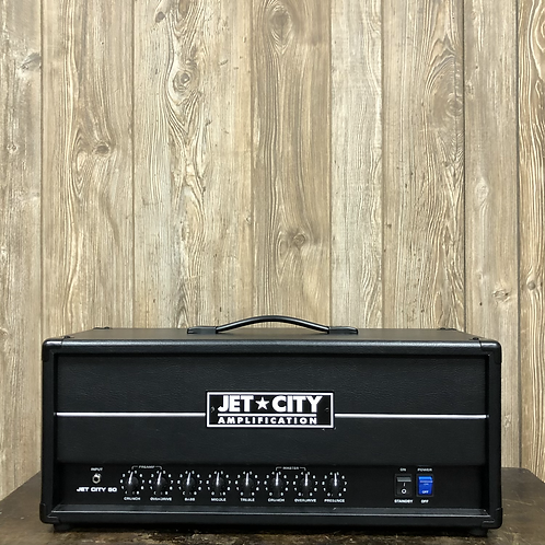 Jet City 50w Head (pre-owned)
