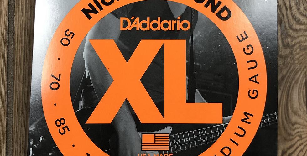 D'addario 4-String Bass Strings