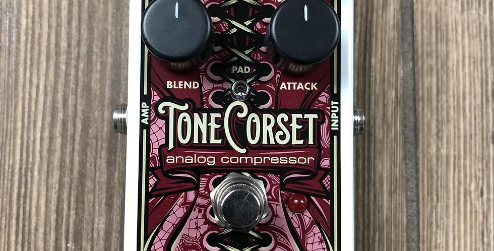 EHX Tone Corset Analog Compressor
