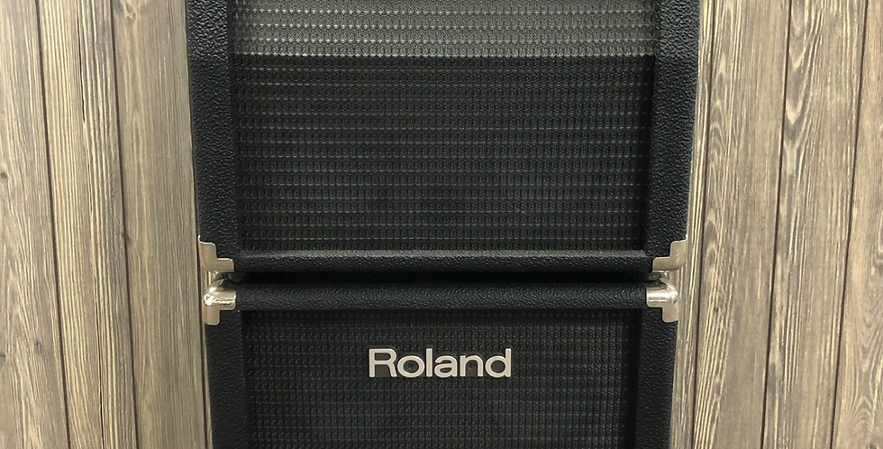 Roland Guitar amp 405 Stack (pre-owned)