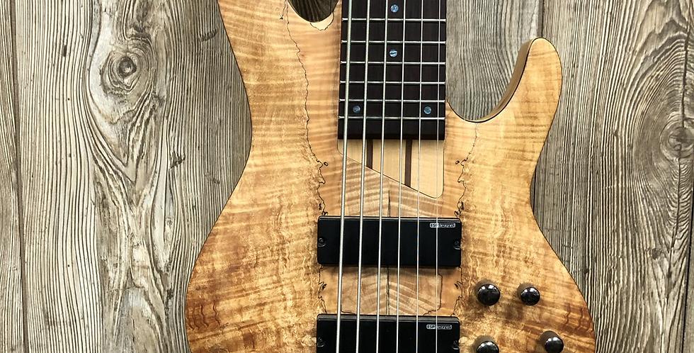 LTD B-206 6–String Bass (pre-owned)