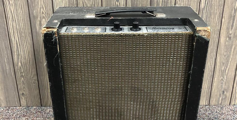 60's Harmony Tube Amp