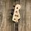 Thumbnail: Squier Affinity J Bass, LRL SLS