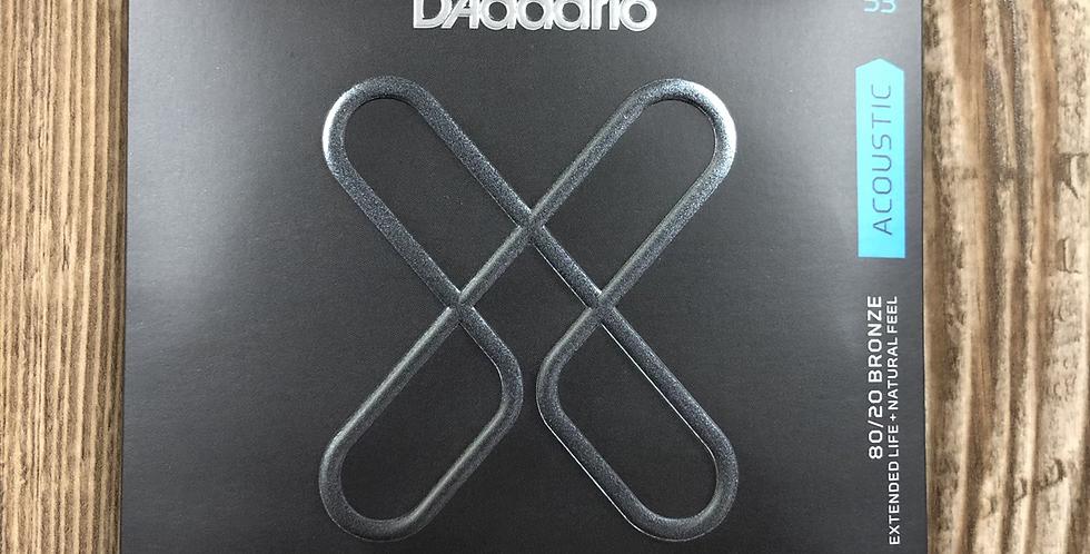 D'addario XT Acoustic Guitar Strings