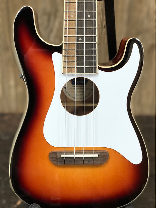 Fender Strat Style Ukulele