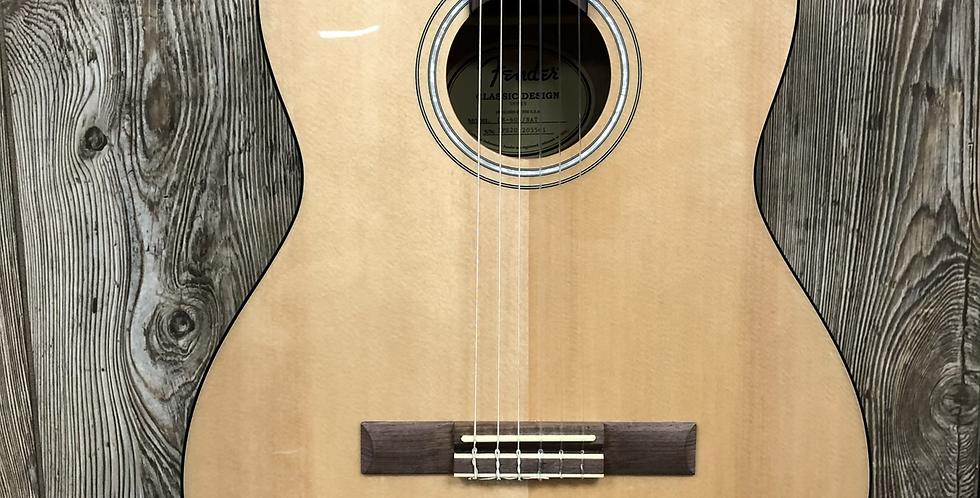 Fender CN60S Nylon-String Guitar