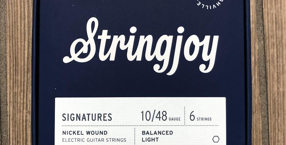 Stringjoy Signature Electric Guitar Strings