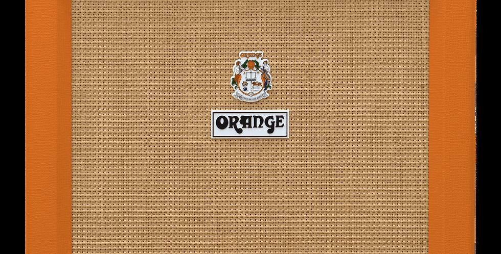 Orange 112 Cab