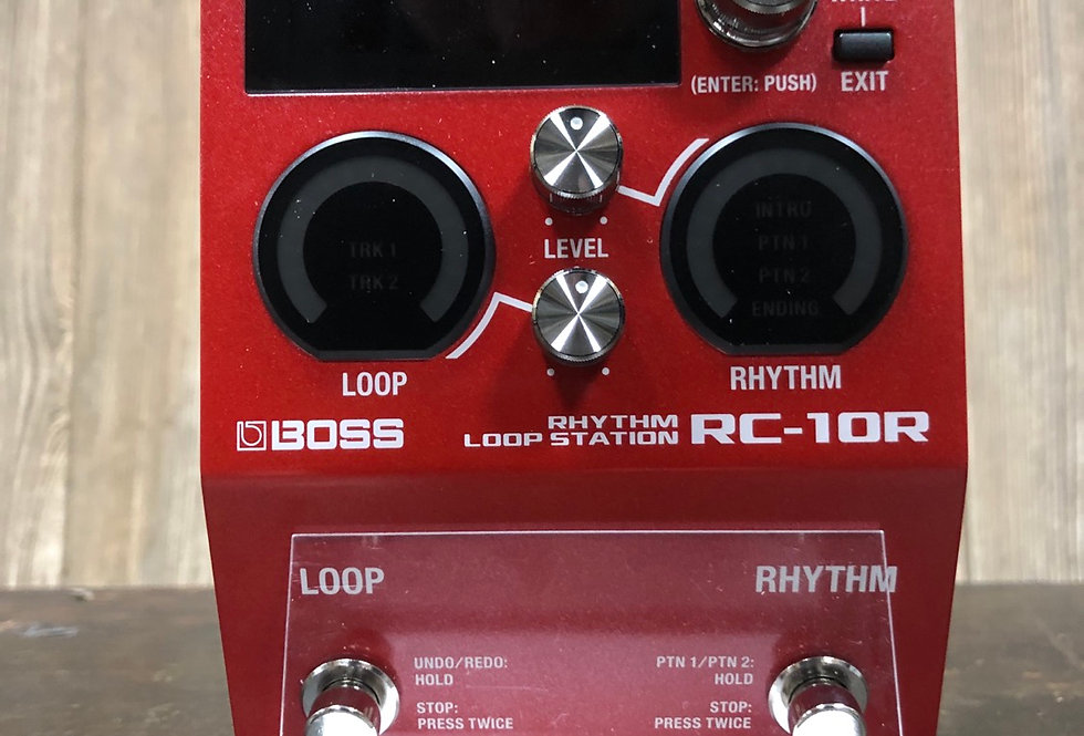Boss RC10R Looper Pedal
