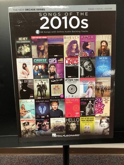 Piano Songbooks (decade series)