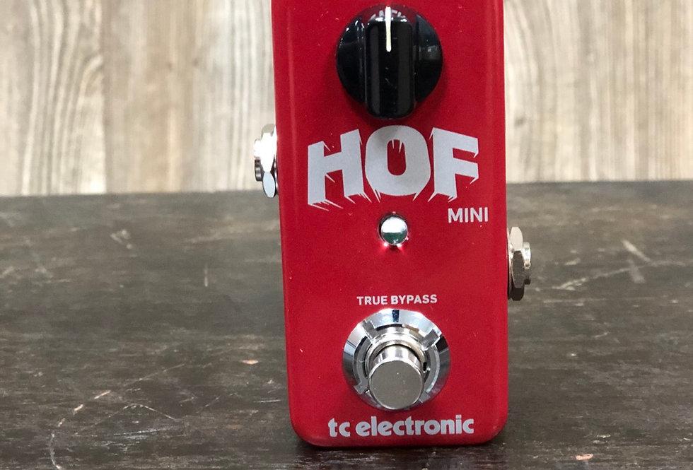 TC Electronic Hall of Fame Reverb Mini