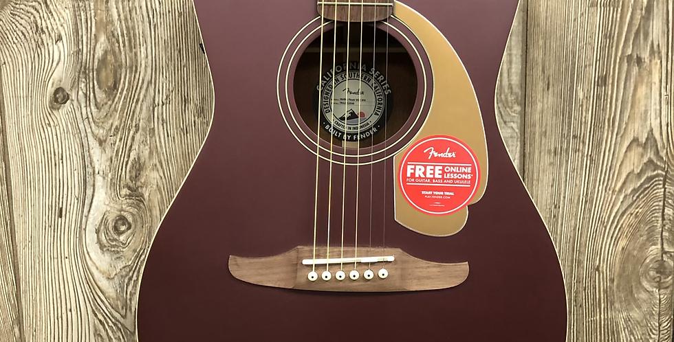 Fender Malibu Player BGD WN