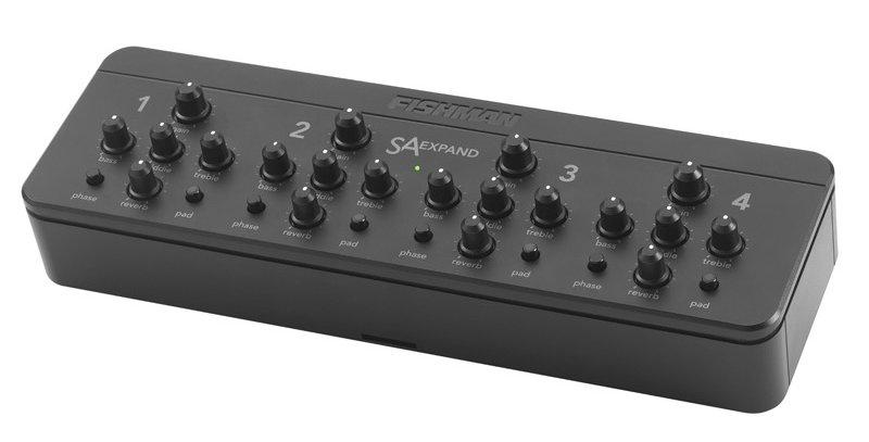 Fishman SA Expansion Mixer for SA330X System