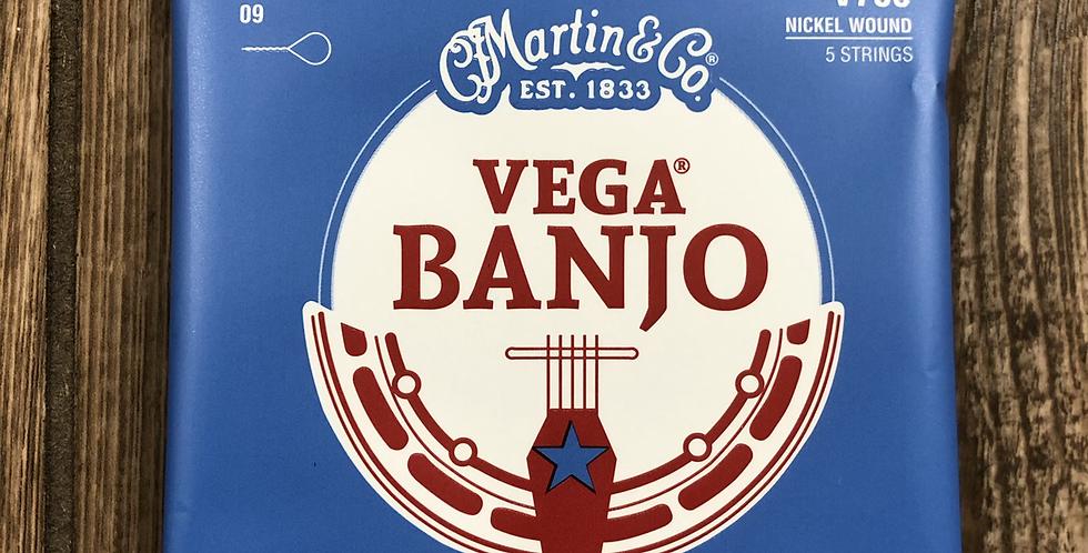 Martin Banjo Strings