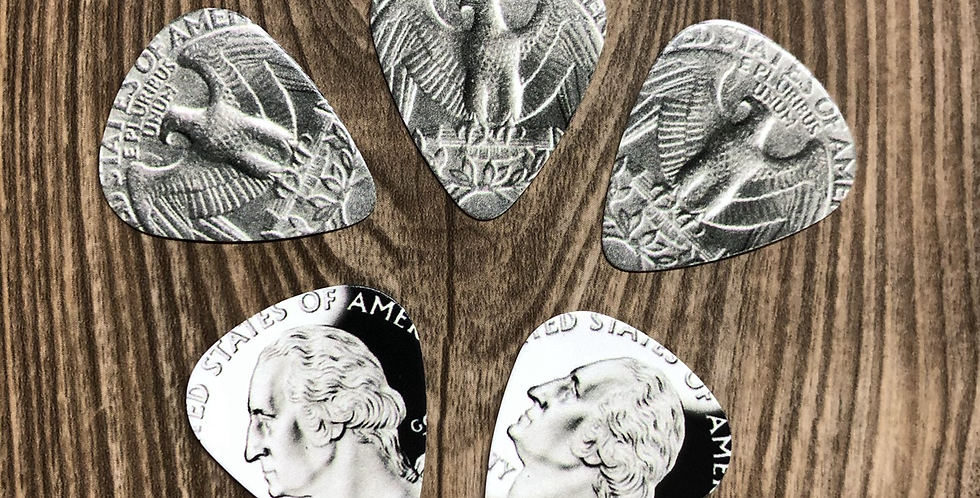 Quarter (design) Picks