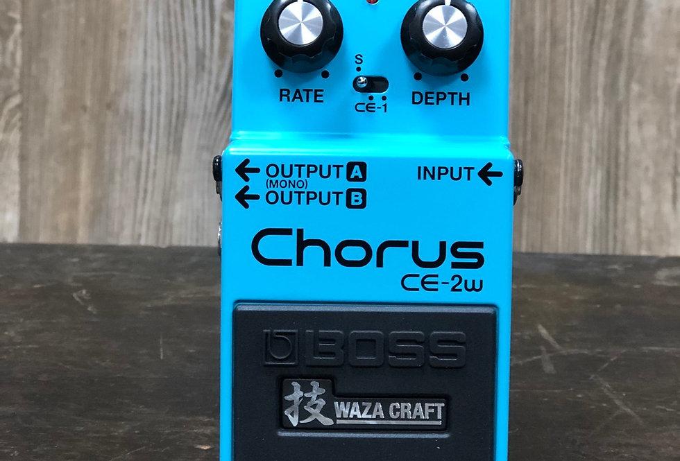 Boss CE-2W Waza Craft Chorus