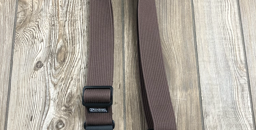 Dunlop Cotton Strap, Brown