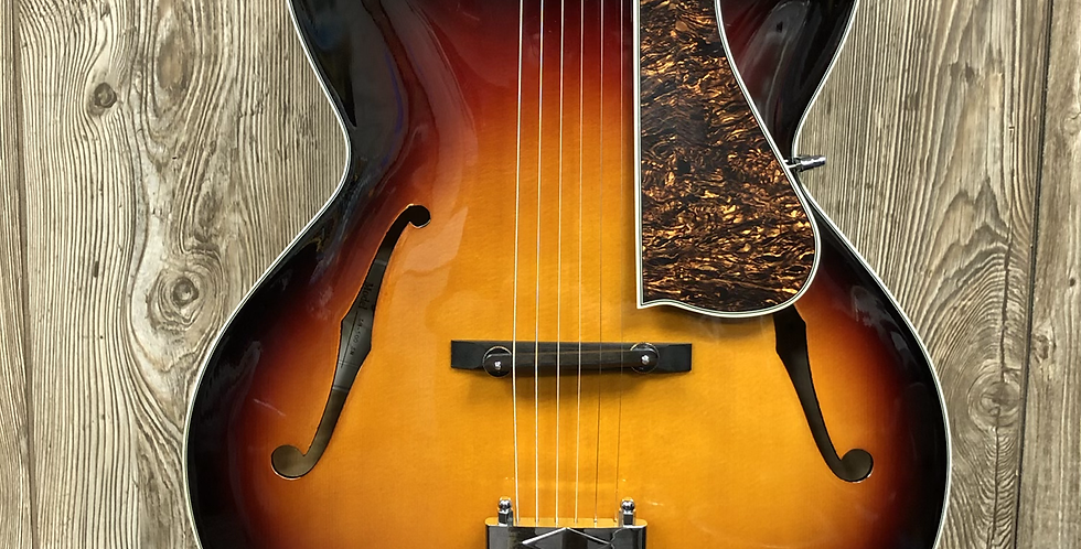 """""""The Loar"""" LH500 Hollowbody (pre-owned)"""