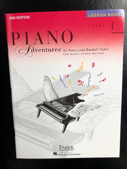 Faber Piano Adventures Piano Books