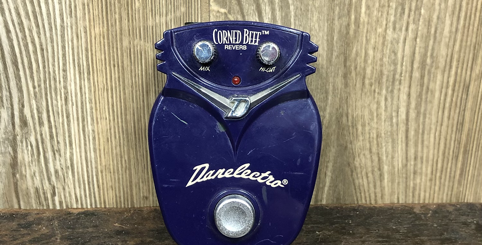 Danelectro Corned Beef Reverb (pre-owned)