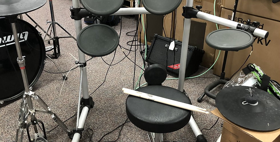 Yamaha Electronic Drum Set (pre-owned)