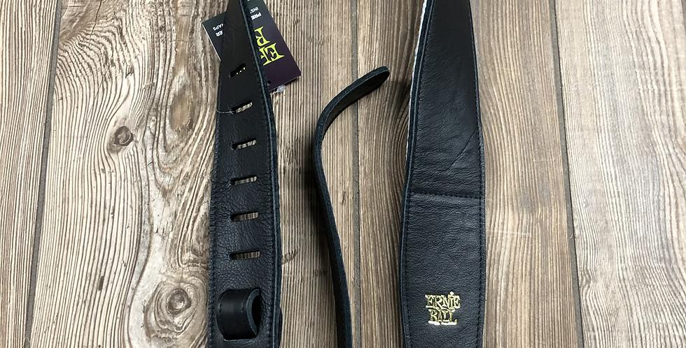 Ernie Ball Premium Leather Stap