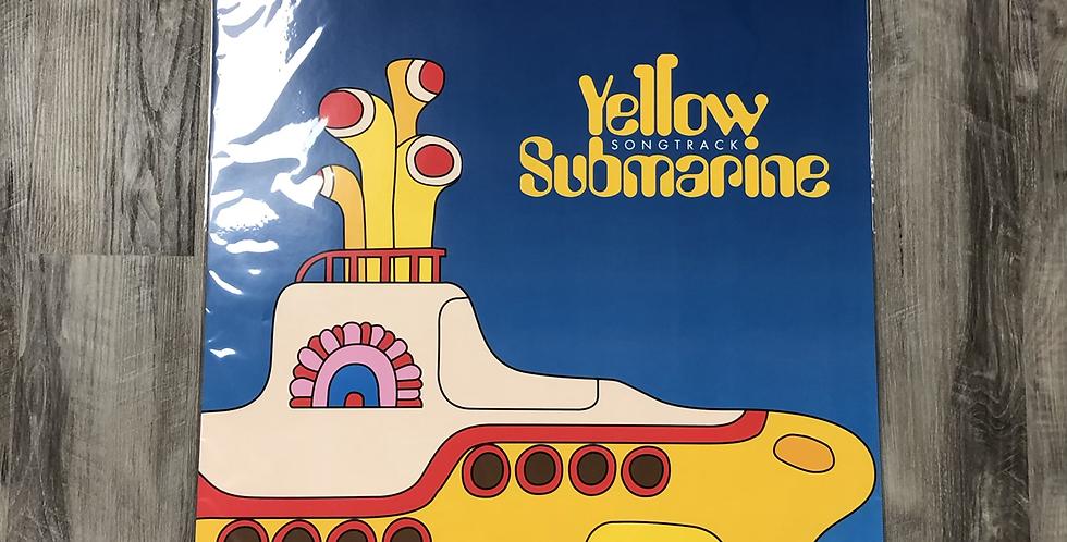 "Beatles ""Yellow Submarine"" Poster"