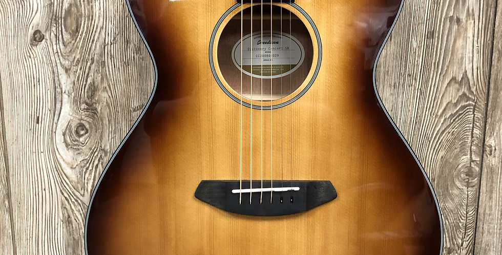 Breedlove Discovery Concert Pack (b-stock)