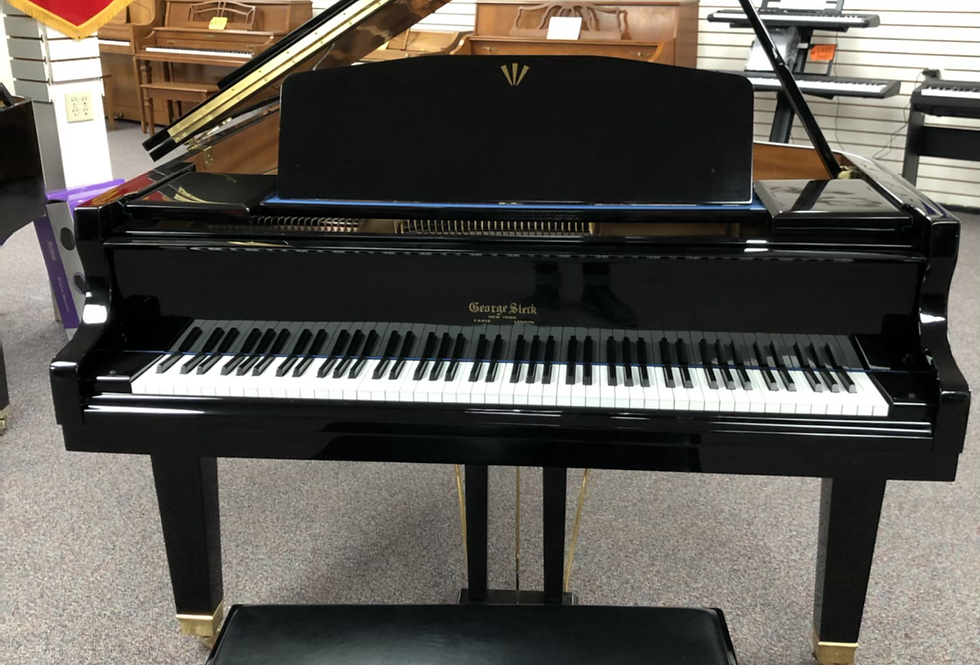 George Steck 6' Grand Piano GS87