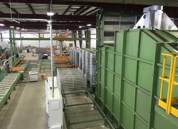 Aging Ovens and Stackers