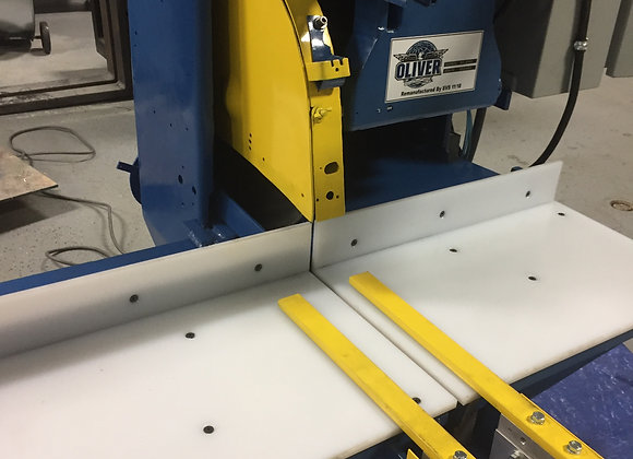 Rebuilt and Used Extrusion Saws