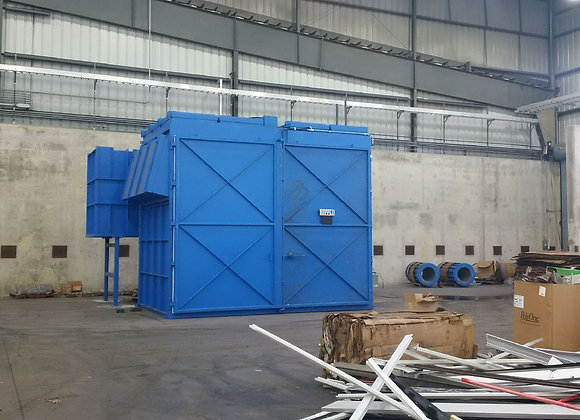 Scrap Drying Cleaning Unit by GusPro