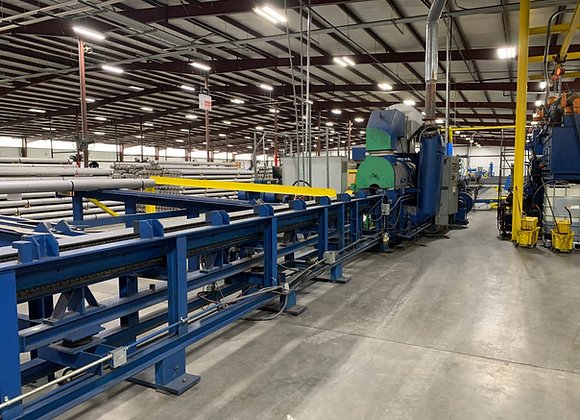SOLD: 1250 Ton and 1400 Ton Extrusion Press Lines (NEW RELEASE)
