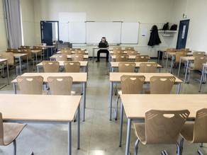 Les lycéens face à la peur du vide