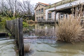 Les inondations en Charente