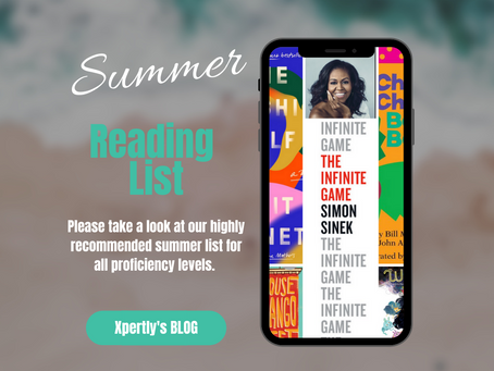2021- Summer Reading List