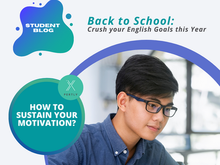 Back To School- Sustaining Motivation