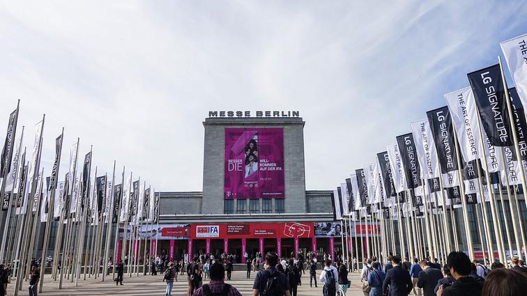 德國柏林 IFA 電子展 SONY 展區 ( part I )