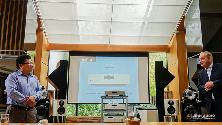 Crystal Cable、Audionet 熊快樂國際音響漫遊見學