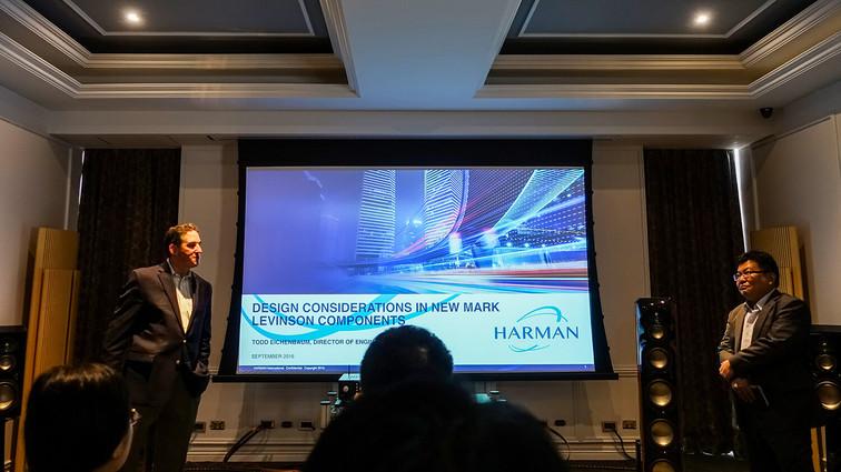 美國 Mark Levinson 年度新品發表會