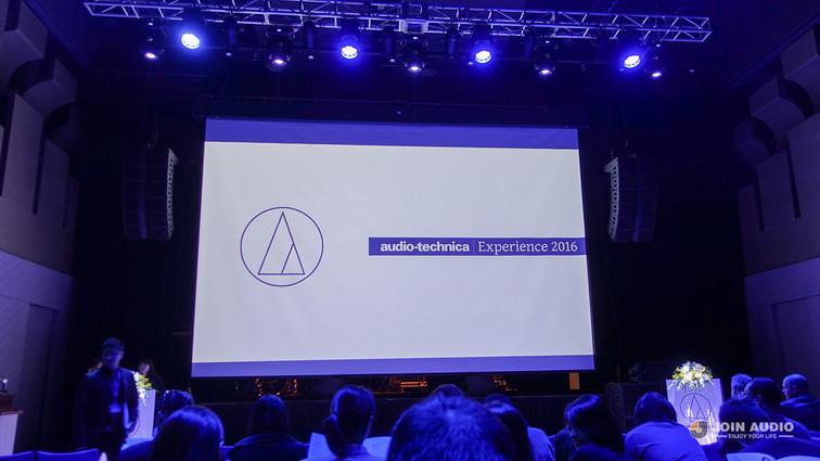 Audio-Technica 鐵三角年度新品發表