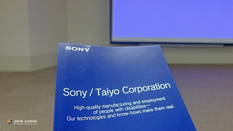 SONY Taiyo Corporation 太陽工廠參訪