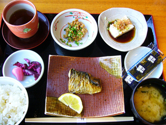 Japanese Cuisine History