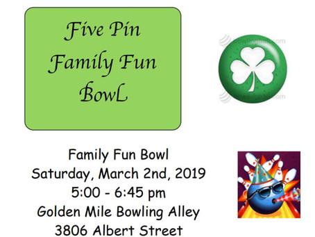 Family Fun Bowl