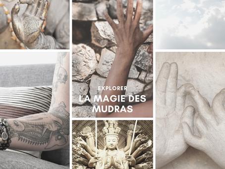 Venez explorer la magie des Mudras