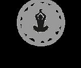StudioNamaste - logo black. Transparent