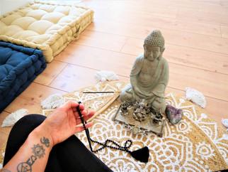 Méditation au Mala
